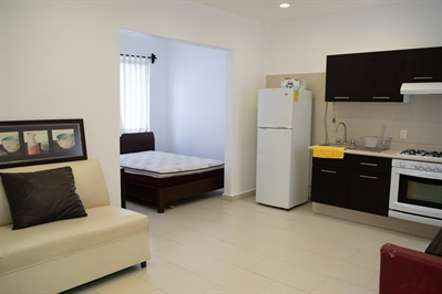 Furnished accommodation Campeche - Metro Chilpancingo 1 (4586)