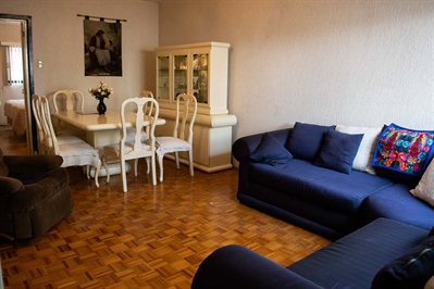 Furnished accommodation Chapultepec - Metro Insurgentes 2 (4592)
