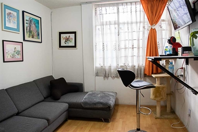 Furnished accommodation Ciencias - Metro Patriotismo 1 (4788)