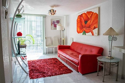 Furnished accommodation Viaducto Miguel Alemán - Medellín 2 (4797)