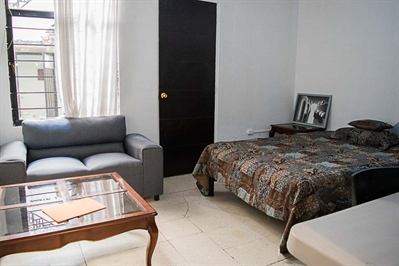 Furnished accommodation Linares - Metro Centro Médico 1 (4882)