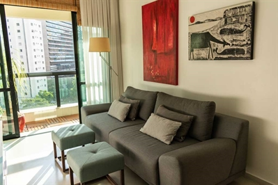 Furnished accommodation Rua Almirante Marques de Leão - Bela Vista 1 (4501)