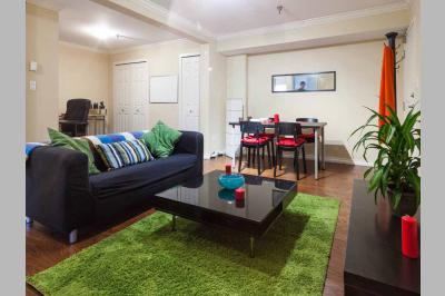 Furnished accommodation West Broadway - Blenheim Street 1 (3650)