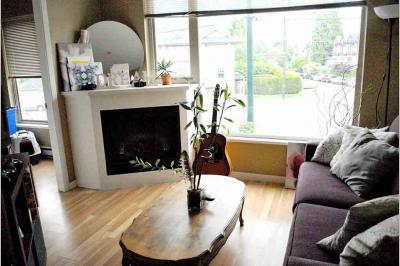 Furnished accommodation West 15th Avenue - Oak Street 1 (3657)