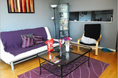 Furnished accommodation Alberni Street - Bute Street 1 (3665)