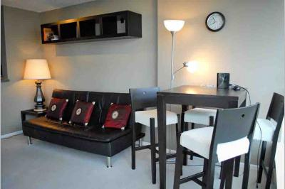 Furnished accommodation West Georgia Street - Burrard Skytrain 1 (3666)