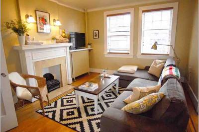 Furnished accommodation West 10th Avenue - Oak Street 1 (3670)
