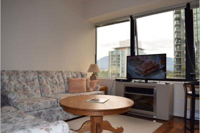 Furnished accommodation West Georgia Street - Burrard Metro Station 3 (3750)