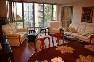 Furnished accommodation Cambie Street - Nelson Street (3812)
