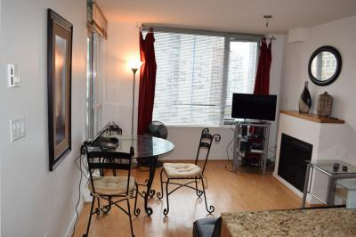Furnished accommodation Seymour Street - Vancouver City Centre Station 1 (3816)