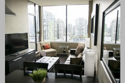 Furnished accommodation Howe Street -  Vancouver City Centre Metro Station 1 (3819)
