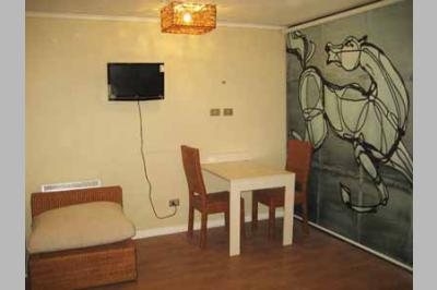 Furnished accommodation Lord Cochrane - Metro La Moneda 13 (2346)