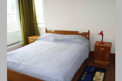 Furnished accommodation San Diego - Metro Universidad De Chile 1 (2398)