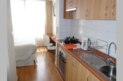 Furnished accommodation Tucapel Jimenez - Metro Los Heroes 6 (2508)