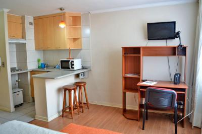 Furnished accommodation Ramon Corvalan - Metro Baquedano 14 (3635)