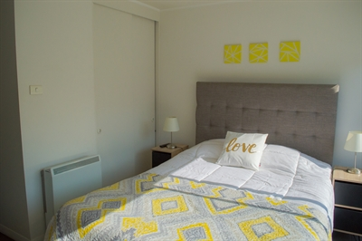 Furnished accommodation Arturo Prat - Santa Isabel 2 (3993)