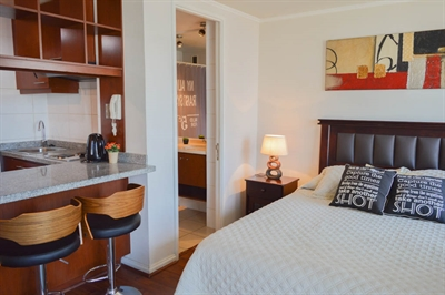 Furnished accommodation Condor - Metro Parque Almagro 1 (4370)