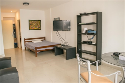 Furnished accommodation Potosí - Metro Angel Gallardo 1 (4134)
