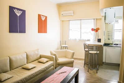 Furnished accommodation Borges - Metro Plaza Italia 1  (4252)