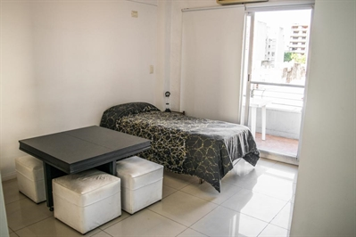 Furnished accommodation Acuña de Figueroa - Metro Medrano 1  (4314)