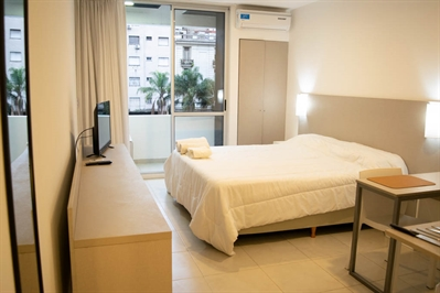 Furnished accommodation Bartolomé Mitre - Metro Uruguay 1 (4432)