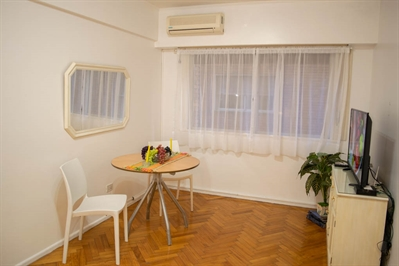 Furnished accommodation Juncal - Montevideo 1 (4466)